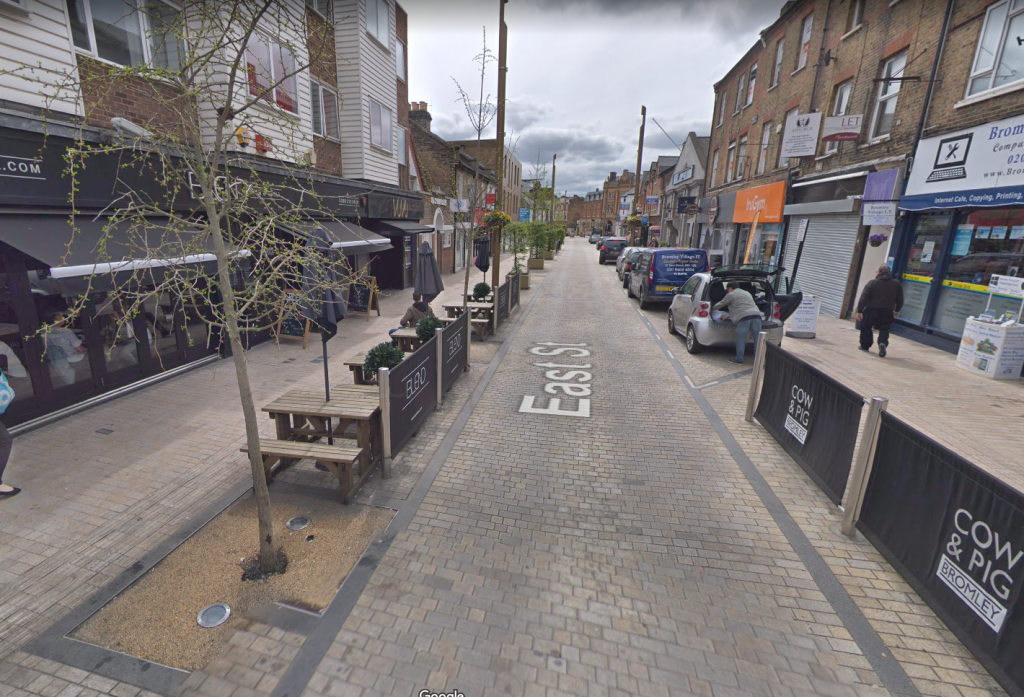East Street Bromley