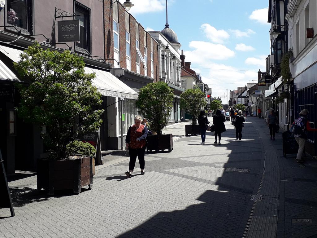 East Street Horsham